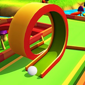 Mini Golf King 3D