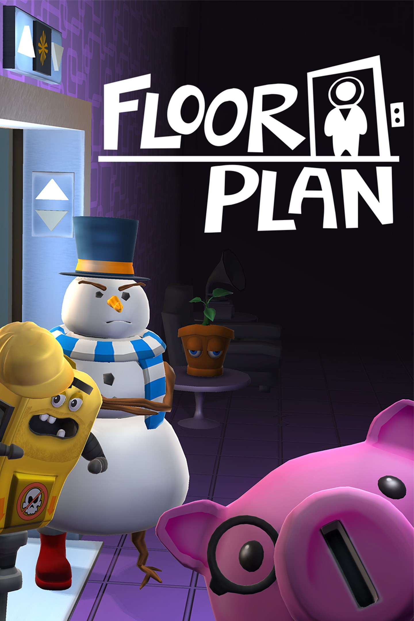 Floor Plan: Hands-On Edition