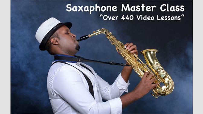 Buy Saxophone Master Class - Microsoft Store