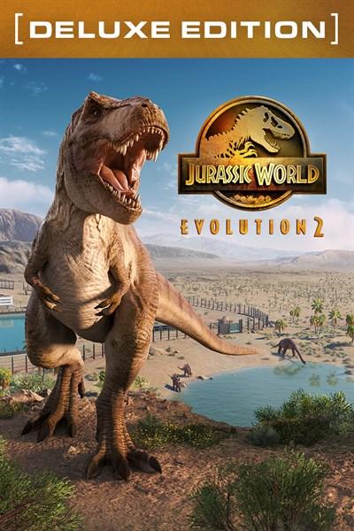 Jurassic World Evolution 2: Deluxe Edition Pre-order