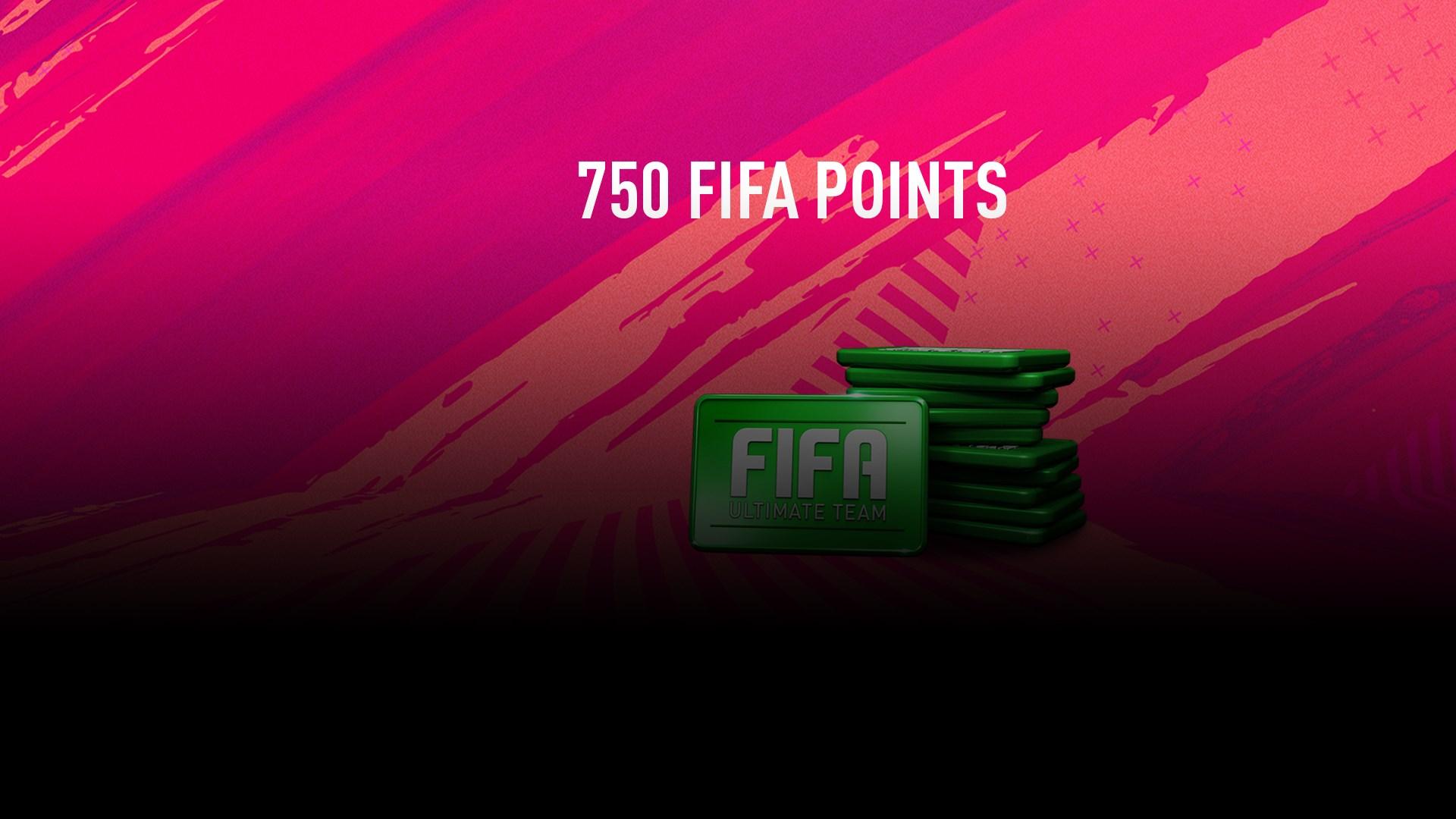 FIFA Points 750