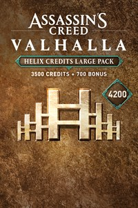 Assassin's Creed® Valhalla - Helix Credits Large Pack (4,200)