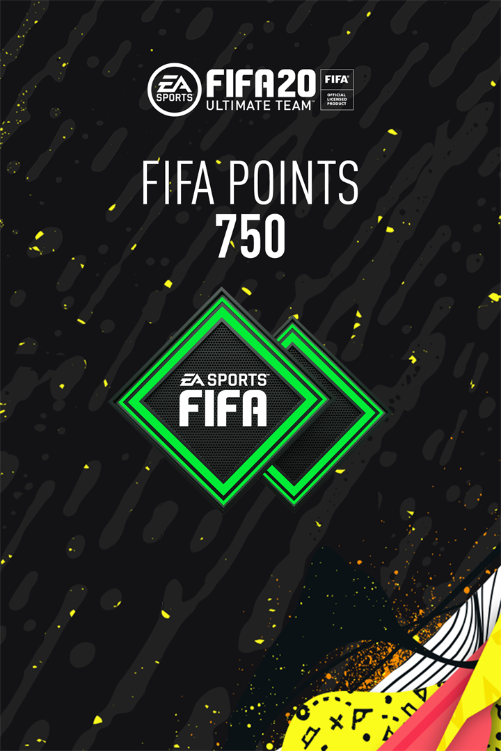 FIFA Points 750 (Xbox One)