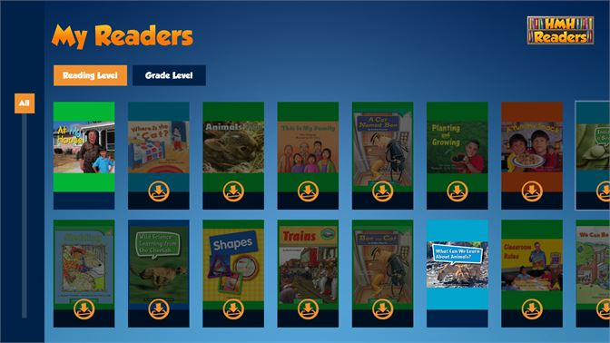 Get HMH Readers Worldwide - Microsoft Store en-SA