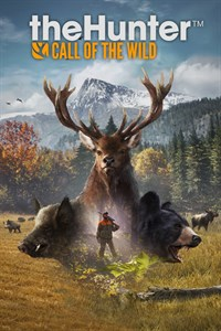 Carátula del juego theHunter: Call of the Wild