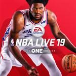 NBA LIVE 19 Logo