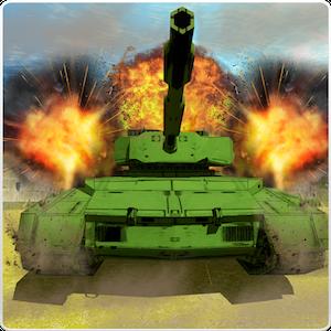 Tank Attack Urban War Sim 3D