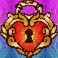Get Tattoo Glitter Color by Number: Pixel Art, Sandbox