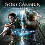 SOULCALIBUR VI Deluxe Edition Logo