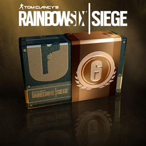 TOM CLANCY'S RAINBOW SIX® SIEGE: 600 R6 KREDİSİ Xbox One