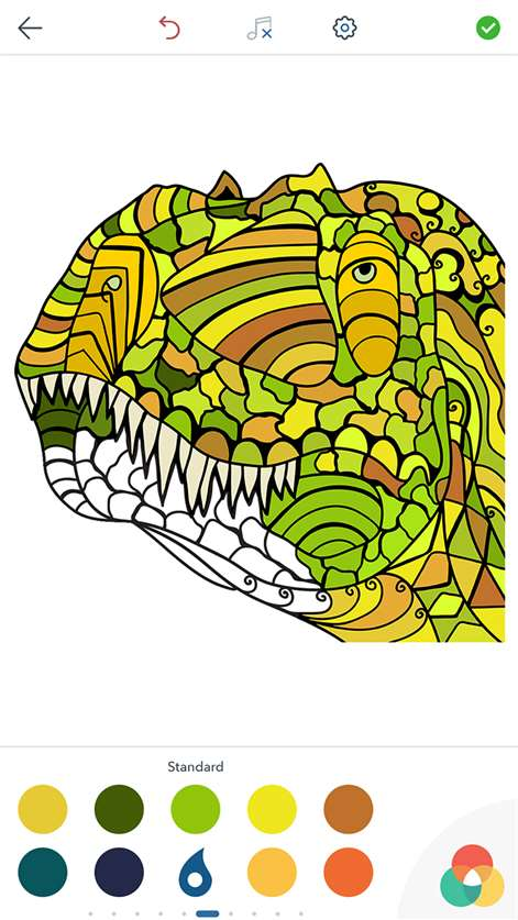 Get Dinosaur Coloring Pages for Adults - Microsoft Store