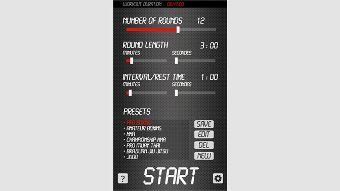 Get Round Workout Timer - Microsoft Store