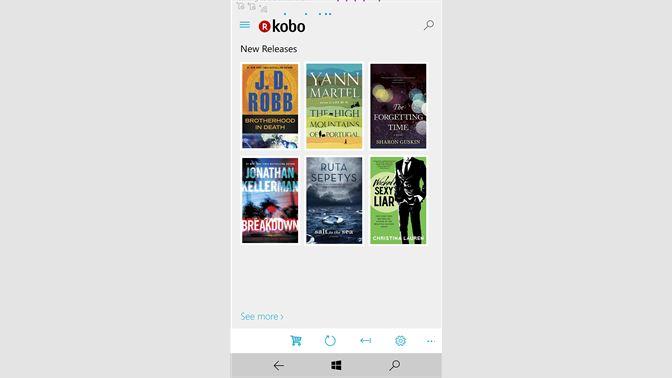 Get Kobo Books - Microsoft Store
