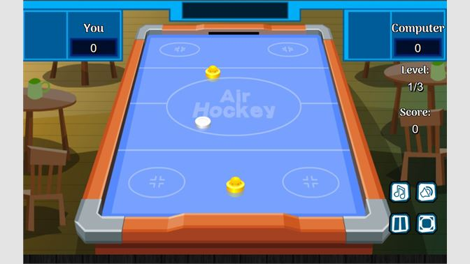 Get Air Hockey 2 Player Game Microsoft Store
