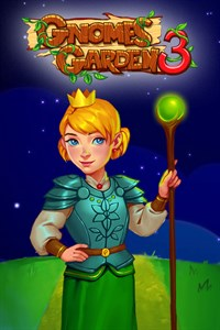 Carátula del juego Gnomes Garden 3: The thief of castles