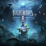 Little Nightmares II Logo