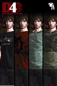 D4: Dark Dreams Don't Die - Gears of War Clothing Set