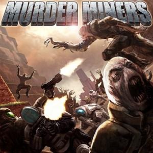 Murder Miners Xbox One