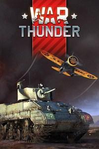 Carátula del juego War Thunder - Starter Pack