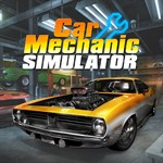 Car Mechanic Simulator Logo