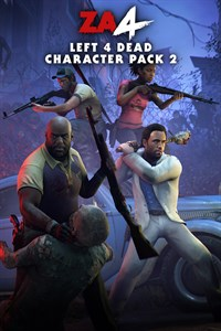 Бесплатный набор персонажей Left 4 Dead 2 доступен на Xbox для Zombie Army 4