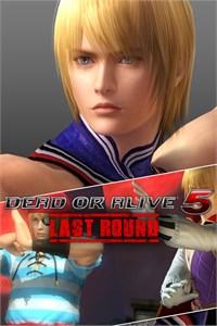DOA5LR Ultimate Eliot Content