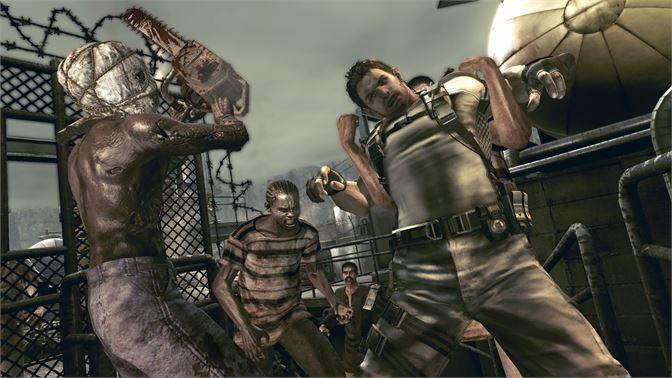 Buy Resident Evil 5 Microsoft Store