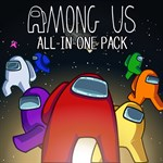 Among Us - All in One Pack Logo