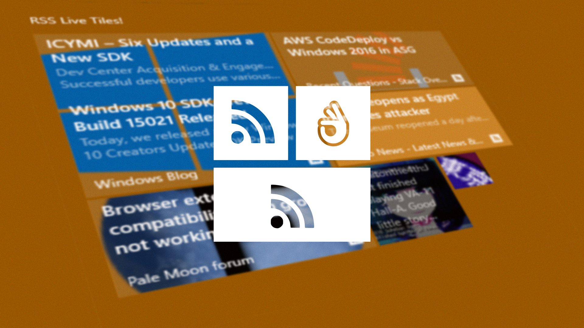 Get RSS Live Tiles - Microsoft Store