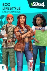 Carátula del juego The Sims 4 Eco Lifestyle