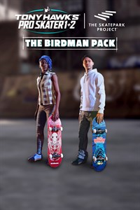 Tony Hawk's™ Pro Skater™ 1 + 2 - Paquete Birdman