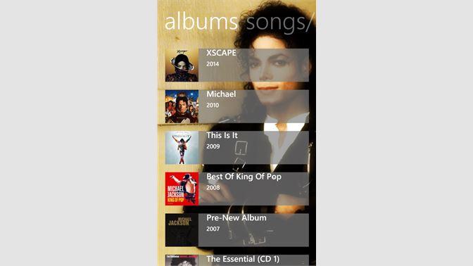 Get Michael Jackson Music - Microsoft Store