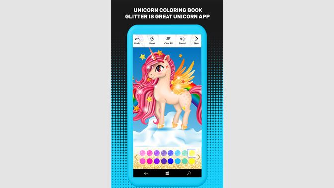 Get Unicorn Coloring Book Adult Coloring Book Microsoft Store