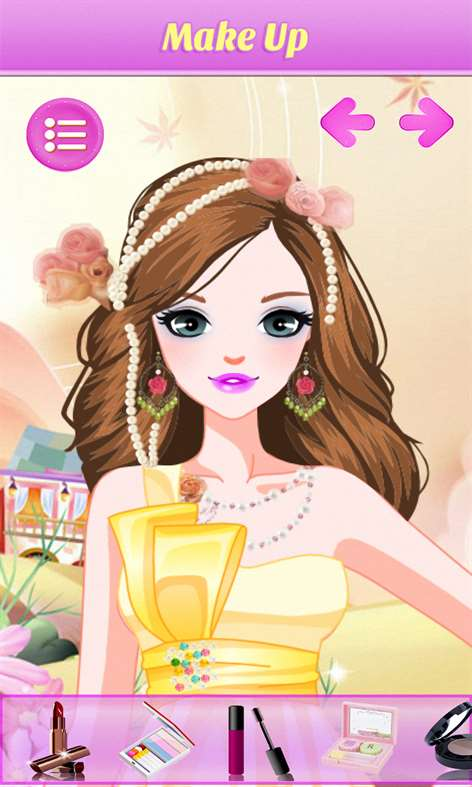 Dress Up and Make Up Princess Screenshots 2