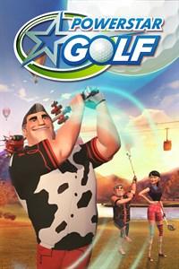 Carátula del juego Powerstar Golf