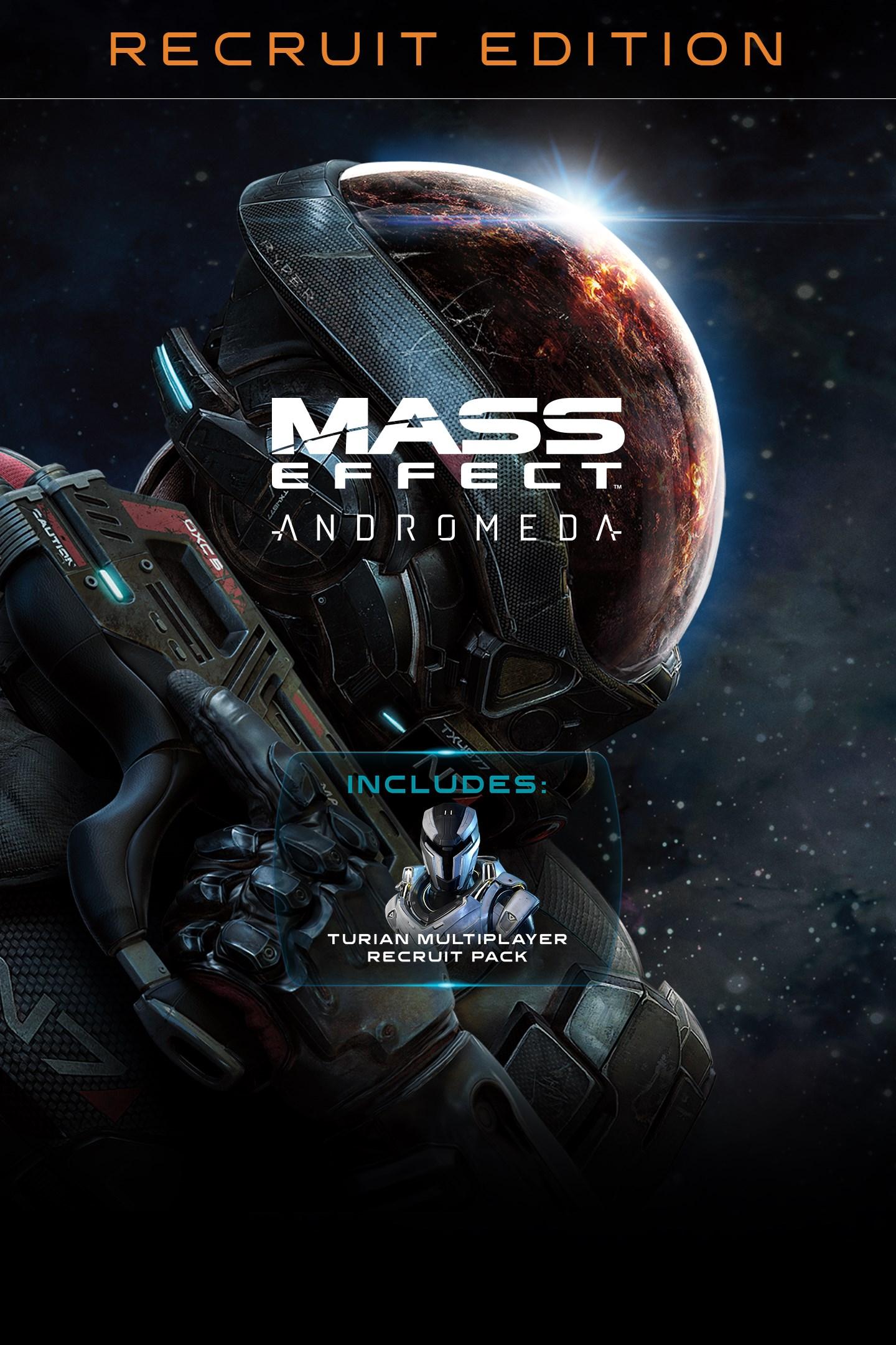 Comprar Edición De Recluta Estándar De Mass Effect