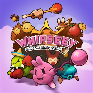 Whipseey and the Lost Atlas Xbox One