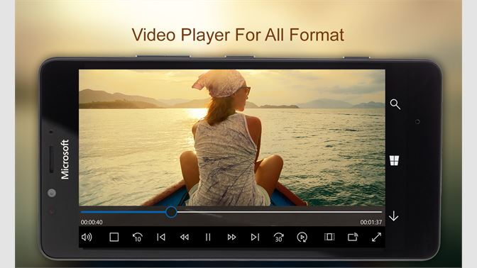 Get Video Player All Formats - Microsoft Store