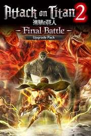 Buy Attack on Titan 2: Final Battle Upgrade Pack ...