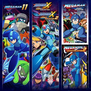 Mega Man 30th Anniversary Bundle Xbox One