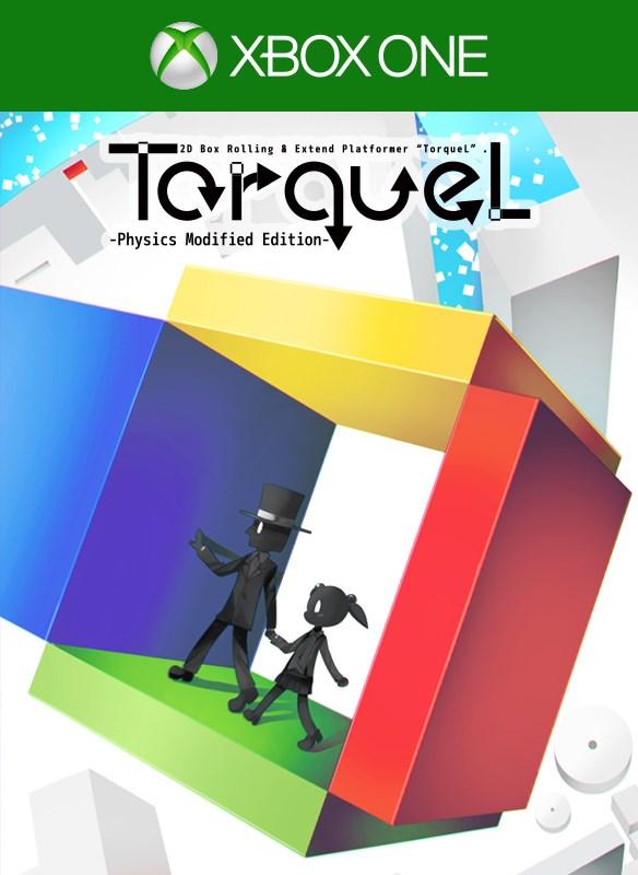 TorqueL -Physics Modified Edition- boxshot