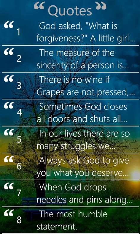 Inspirational Quotes Screenshots 2