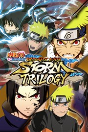 Buy NARUTO SHIPPUDEN™: Ultimate Ninja® STORM Trilogy