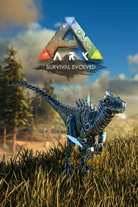 ARK: Survival Evolved Bionic Raptor Skin
