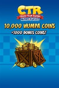 Crash™ Team Racing Nitro-Fueled - 10000 (+1000) Wumpa Coins