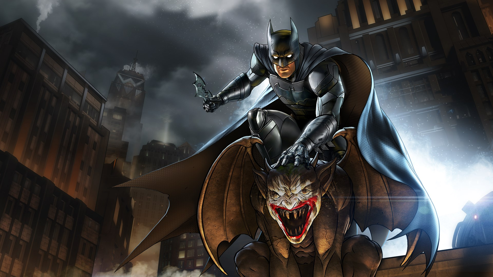 Get Batman: The Enemy Within - The Telltale Series - Microsoft Store