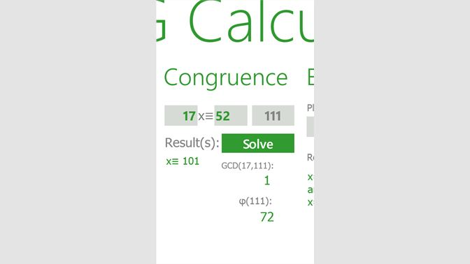 Get PG-Calculator - Microsoft Store