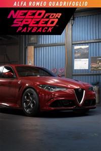 Need for Speed™ Payback: Alfa Romeo Quadrifoglio