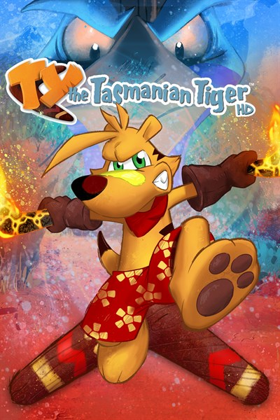 TY The Tasmanian Tiger HD Is Now Available For Xbox One