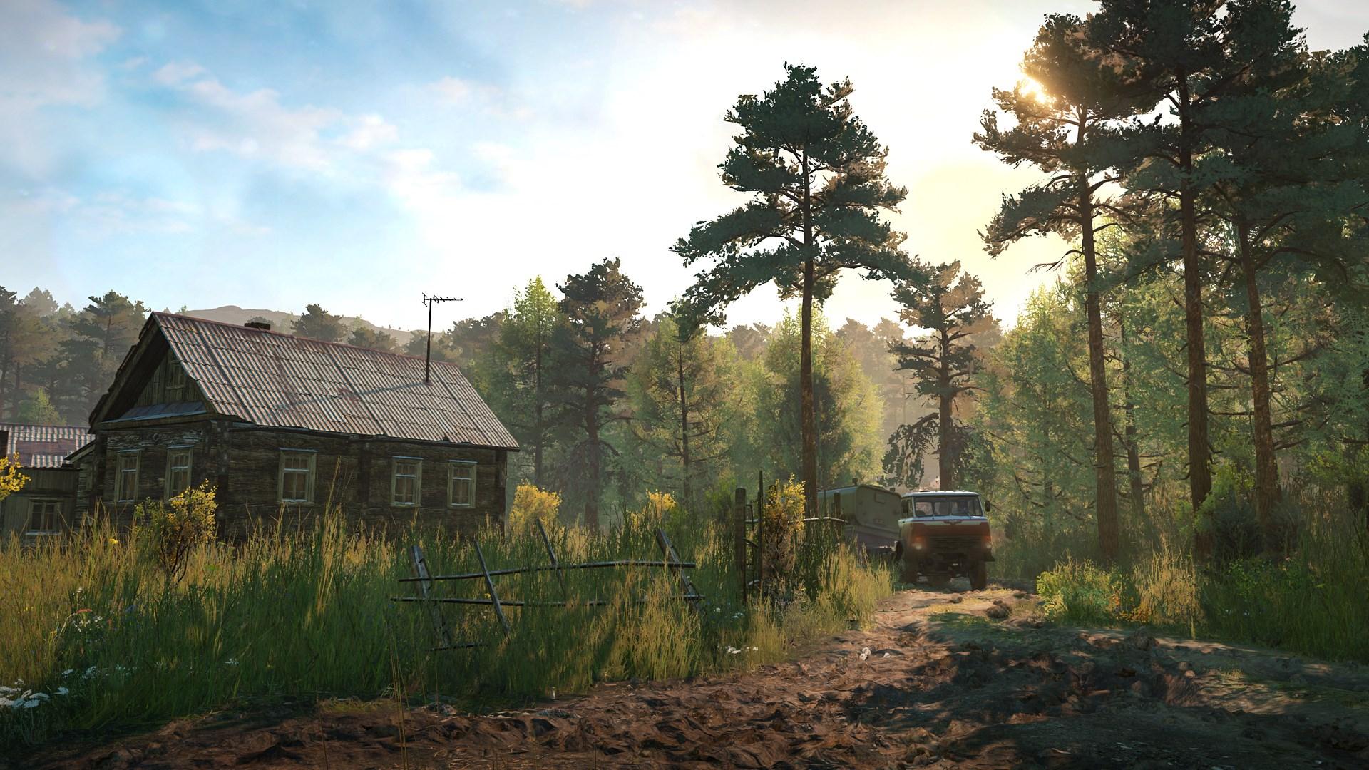 Скриншот №11 к SnowRunner